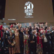La liste des 50 Best Restaurants dévoilée hier soir à Bilbao, Mauro Colagreco Meilleur chef français au monde
