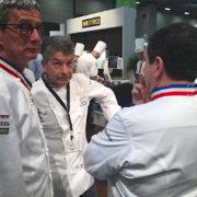 BOCUSE D'OR 2018 – Turin – les images en direct sous l'oeil du chef régis Marcon