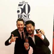 Chefs – les images en live de Bilbao au #50Best qu'il fallait voir !