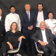 Pour l'émission Profession – Michel Denisot réunit autour d'une table l'élite de la cuisine française