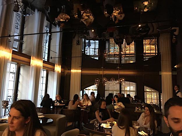 restaurant Laurent Tourondel