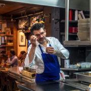 Refugee Food Festival – Quand « L'Ami Jean » du chef Stéphane Jégo accueille Magda Gegenava