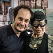 Le chef Alexandre Couillon a rencontré Jay Fai à Bangkok, le seul restaurant Street Food étoilé Michelin