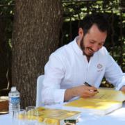 Les chefs ont animé Châteauneuf-Le-Rouge en Provence au festival Mmmh! ce week-end