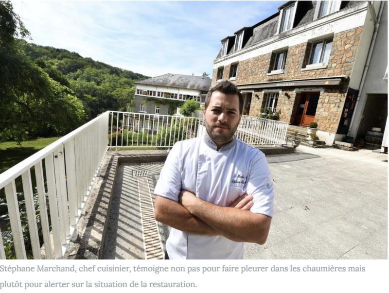 Il Ne Trouve Pas De Cuisinier Il Ferme Son Restaurant Penurie