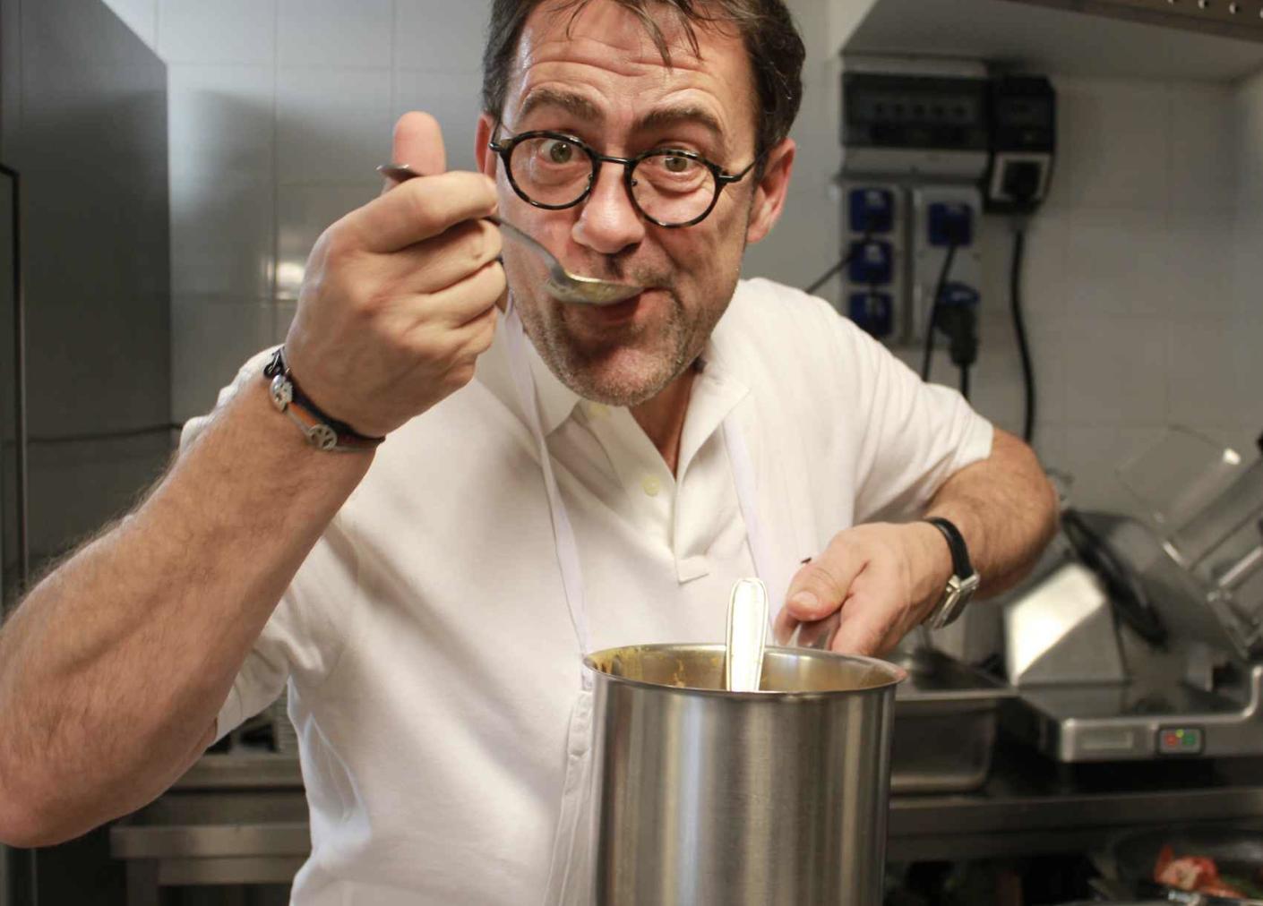 Michel Sarran chef