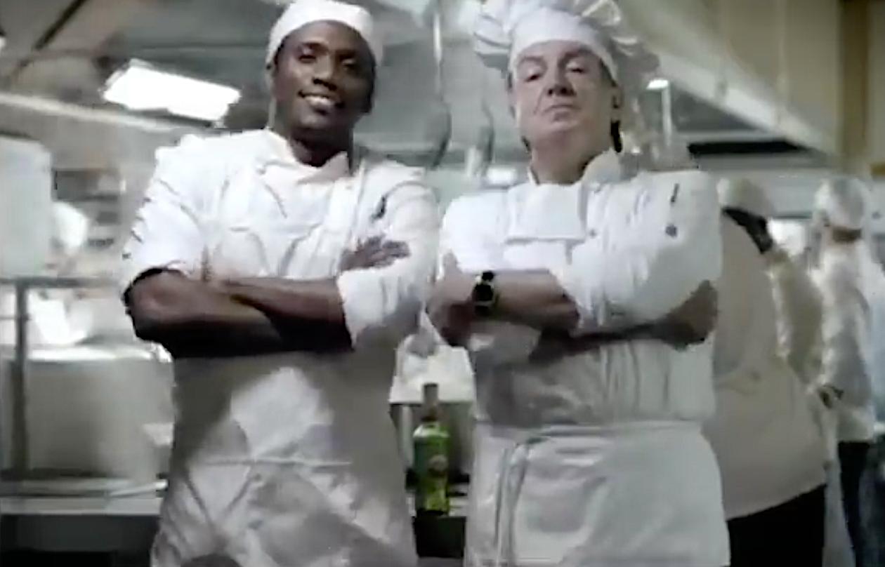video metier cuisinier