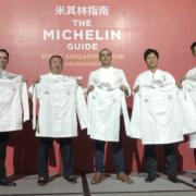 Guide Michelin Singapour 2018 – Présentation aujourd'hui des étoilés de l'année