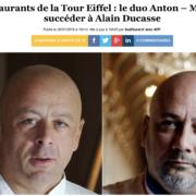 Restaurants de la Tour Eiffel – Le feuilleton de l'été –