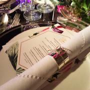 Relever le défi de se lancer dans la réalisation d'un dîner des milles et une nuit au Moyen-Orient