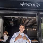 Allenothèque, l'ouverture du restaurant c'est dans quelques jours à Beaupassage…