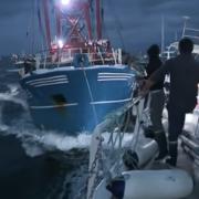 Coquille Saint-Jacques, tension entre pêcheurs anglais et français