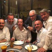Scènes de chefs – Pierre Gagnaire au Chef-Sache, Massimo Bottura à Paris, Alain Passard au Bois Giroud, Nicolas Isnard Star à Bangkok