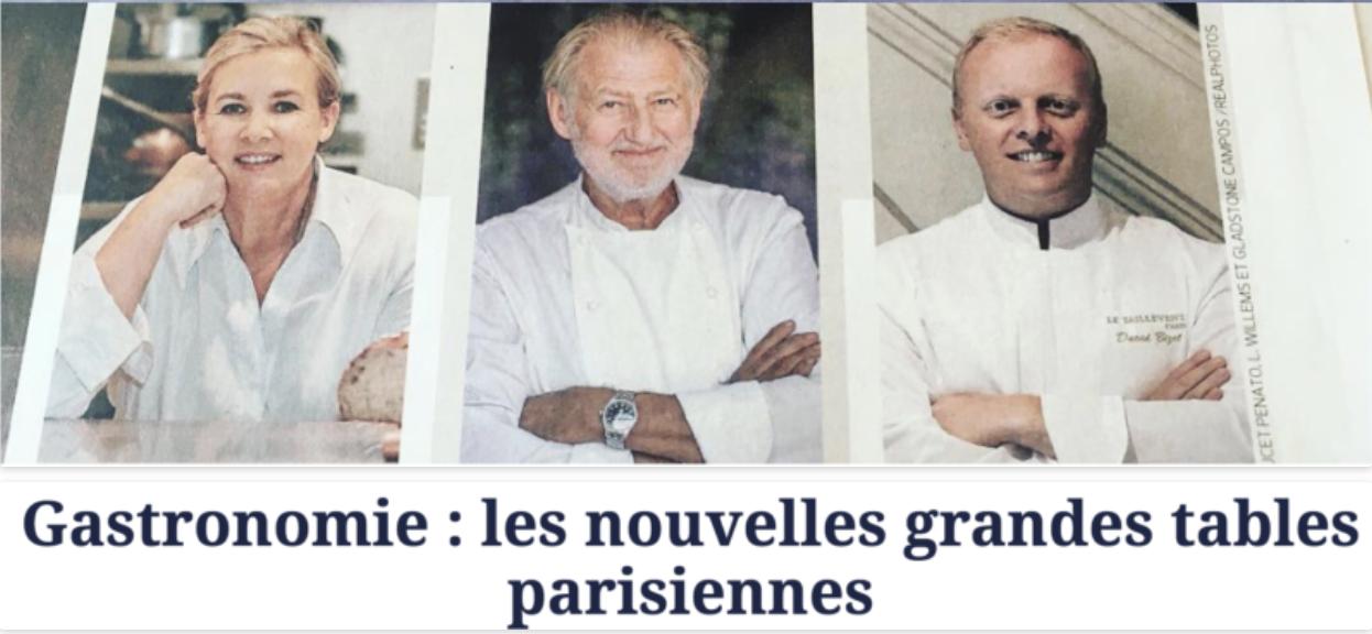 gastronomie paris