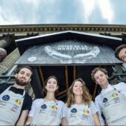 Reffetorio Paris Madeleine – » Nous allons lancer un camion, à la fin de l'année, qui va distribuer une centaine de repas par soir dans les camps de migrants «