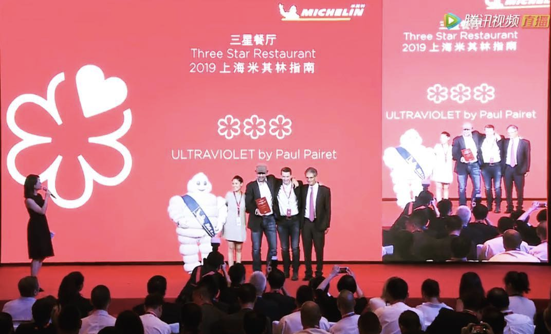 guide michelin shanghai 2019
