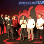 Première apparition officielle du nouveau directeur Monde du Guide Michelin Gwendal Poullennec – Michelin Grande-Bretagne et Irlande 2019 – une pluie d'étoiles – 3 nouveaux 2 étoiles