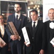 Découvrez les 4 Meilleurs Ouvriers de France 2018 en classe Sommellerie