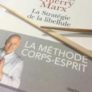 Thierry Marx signe un nouveau livre » Le Stratégie de la libellule «