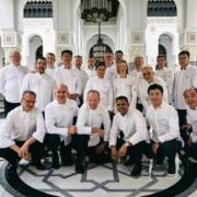 Le Club des Chefs des Chefs était réuni ce début de semaine à La Mamounia à Marrakech
