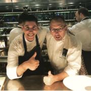 Scènes de Chefs – Marc Veyrat inaugure Toqcimes à Megève, Franck Putelat à Shanghai, Michel Sarran au Ritz,  David Bizet en cuisine au Taillevent, …