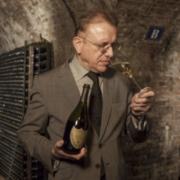 Richard Geoffroy – l'artiste du Dom Pérignon quittera ses fonction fin janvier