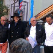 F&S était hier au lancement de Toquicimes à Megève et a pu assister au concours du Meilleur Farcement
