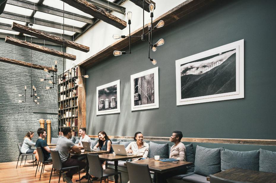 restaurant coworking