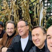 Scènes de Chefs … mais où sont les chefs en ce week-end prolongé ? … Éric Fréchon à Séoul, Akrame au Beef Bar à Paris,  Mercotte au Salon du Chocolat,