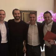 Scènes de chefs – Pierre Gagnaire à Shanghai, Éric Fréchon à Seoul, Frédéric Anton à Taipei, Alexandre Mazzia et sa team, …