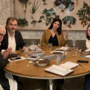 Commémoration du 11 novembre – Musée D'Orsay ce soir avec les chefs Alain Ducasse, Anne-Sophie Pic et Pierre Hermé pour une cinquantaine de Chefs d'État