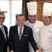 Scènes de Chefs – Christian Constant à Rungis, Yannick Alléno à Singapour, Pierre Gagnaire au Bordeaux So Good, Enodis réunit les chefs, …