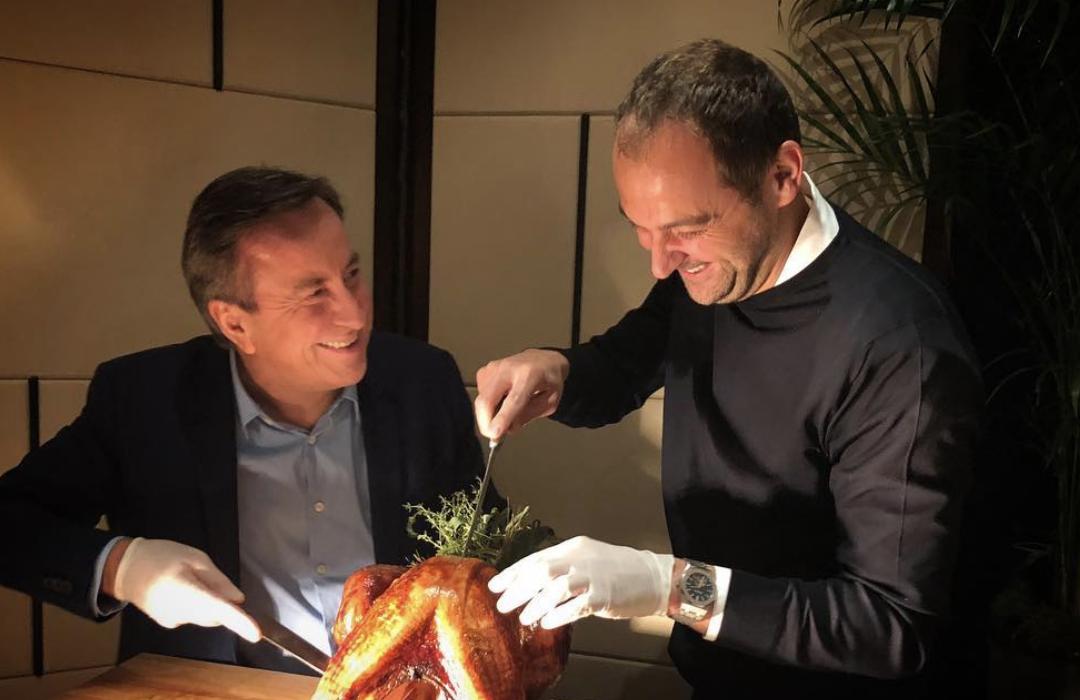 chefs thanksgiving