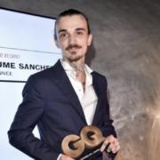 Guillaume Sanchez – Chef de l'année pour la mag GQ France – » pour être reconnu, il faut respecter le triptyque personnalité, prise de risques et talent. «