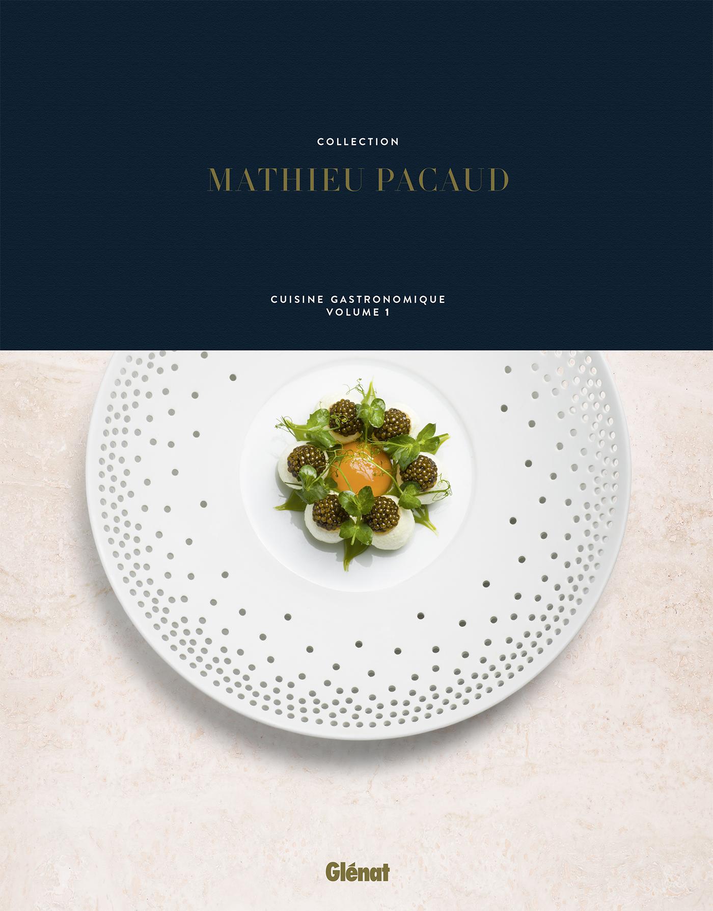 mathieu pacaud livre collection du chef cuisine gastronomique volume 1 c 39 est du lourd. Black Bedroom Furniture Sets. Home Design Ideas