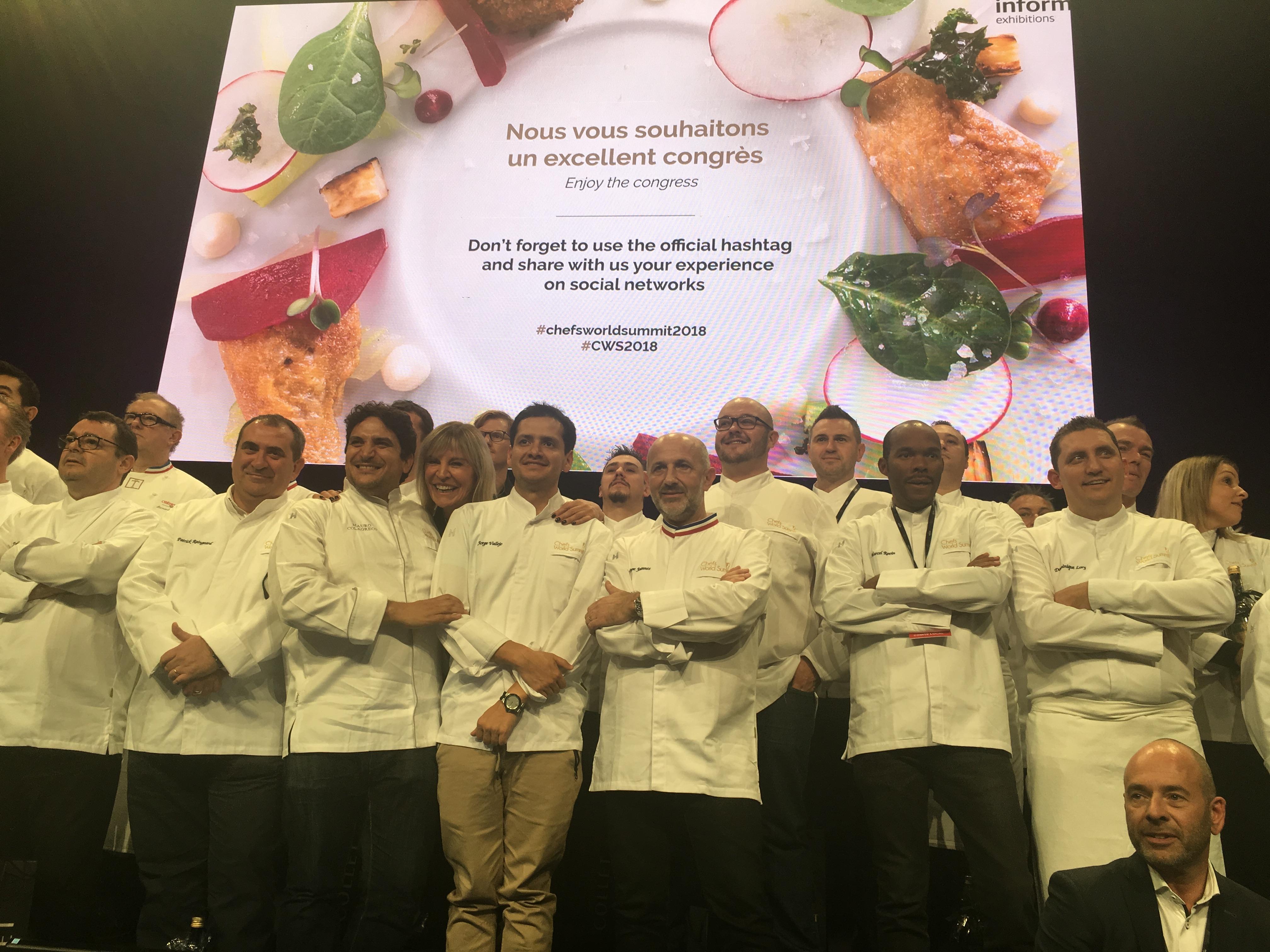 chefs world summit 2018 monaco