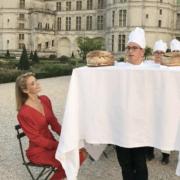 Scènes de chefs – Anne-Sophie Pic pour le Téléthon, Julie Andrieu au Château, Christophe Bacquié à Bangkok,  Jean Imbert avec Kanye West & Lenny Kravitz…