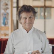 Vidéo – Le chef Guy Martin & Illy Café » La dernière touche d'un repas, c'est le café, il faut donc l'excellence «