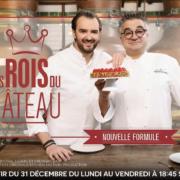 » Les Rois du Gâteau » reviennent sur M6 dès le 31 décembre avec une nouvelle formule