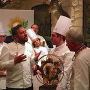 F&S a assisté au dîner de gala du concours du Meilleur Apprenti Cuisinier de France 2019 à Paris– on a échangé avec Emmanuel Renaut et Christian Têtedoie