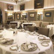 Découvrez la salle du restaurant Paul Bocuse à Collonges-Au-Mont-D'Or totalement relookée