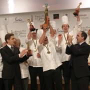 Christophe Michalak se souvient de la Coupe du Monde de la Pâtisserie 2005, année où il a décroché le titre de Champion du Monde