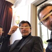 Scènes de chefs – D. Toutain et A. Mazzia Fêtent leurs 2 étoiles chez Gagnaire, Jean Sulpice au Pavillon Ledoyen, Guy Martin prend ses quartiers à l'Institut du Monde Arabe, …