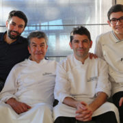 F&S a interviewé Régis Marcon – la Jeunesse, la Vocation, la Formation, la Transmission, l'Institut Robuchon, le guide Michelin 2019, le Management… un chef en toute liberté
