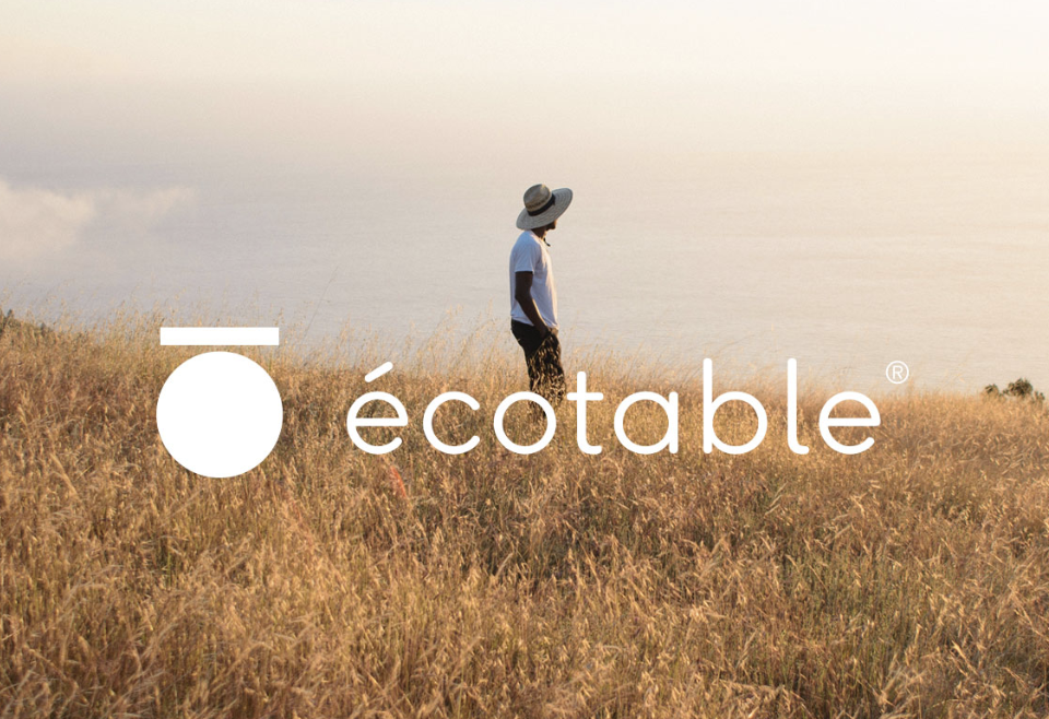 label ecotable