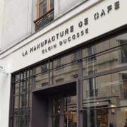 Les couleurs brûlantes du café par Alain Ducasse – la Manufacture de café vient d'ouvrir à Paris