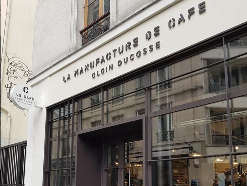 manufacture de cafe alain ducasse