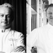 Le chef Benoit Witz pour 4 jours de saveurs méditerranéennes à Maison Blanche Paris – 4 mains avec Fabrice Giraud