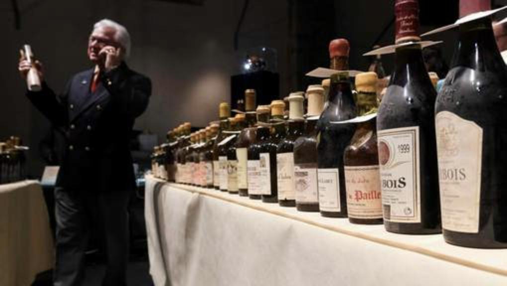 consommation vin france