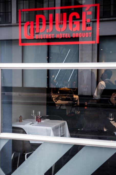 Adjuge Par Alain Ducasse Ouverture A L Hotel Drouot Paris